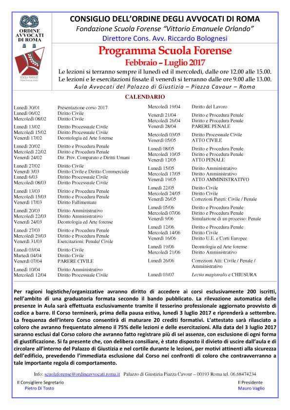 locandina-calendario-scuola-forense-febbraio-luglio-2017