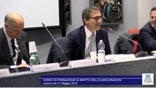 Miniatura del video: CORSO DI ALTA FORMAZIONE IN #DIRITTO #BANCARIO - SECONDA LEZIONE (Roma, 31.05.2019)