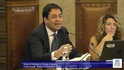 Miniatura del video: CORSO DI MEDIAZIONE PENALE E MINORILE - QUARTA LEZIONE (Roma, 25.09.2019)
