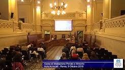 Miniatura del video: CORSO DI MEDIAZIONE PENALE E MINORILE - SESTA LEZIONE (Roma, 9.10.2019)