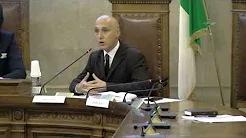 Miniatura del video: CORSO DI MEDIAZIONE PENALE E MINORILE - DECIMA LEZIONE (Roma, 6.11.2019)